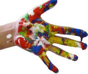 art-therapie peindre peinture