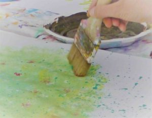 art-therapie peinture- couleurs