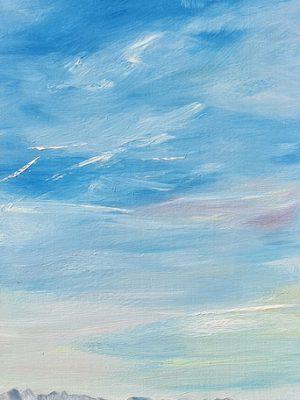 Gissinger-Mariele-Peinture-huile-Peinte-Artiste-Art-gm-Alsace-France-Vosges-Ballon d'alsace