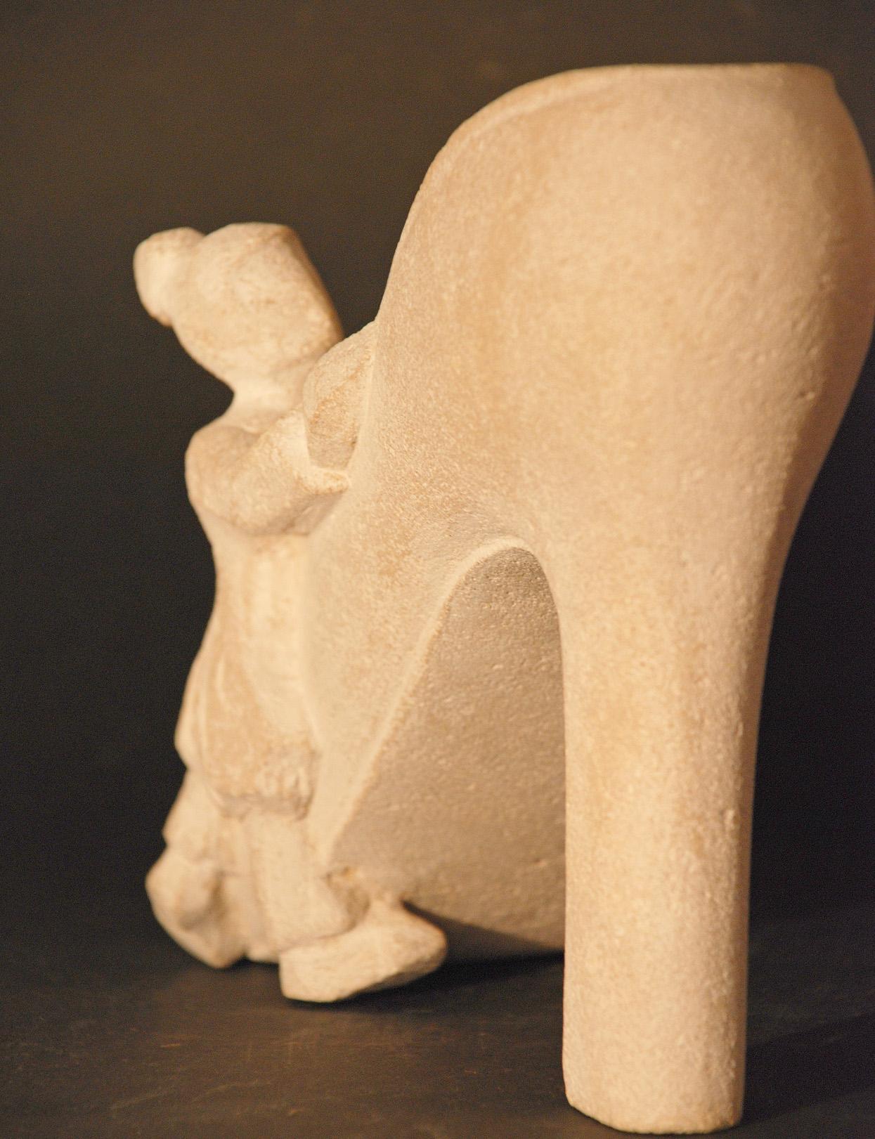 Gissinger Mariele – Sculpture – Bronzes – Modelage – Terre – Ton - Céramique – Porcelaine – Porcelain – Artiste - Art-gm – Alsace - France