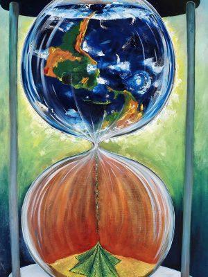 Gissinger-Mariele-Peinture-huile-Peinte-Artiste-Art-gm-Alsace-France – Le-Monde -