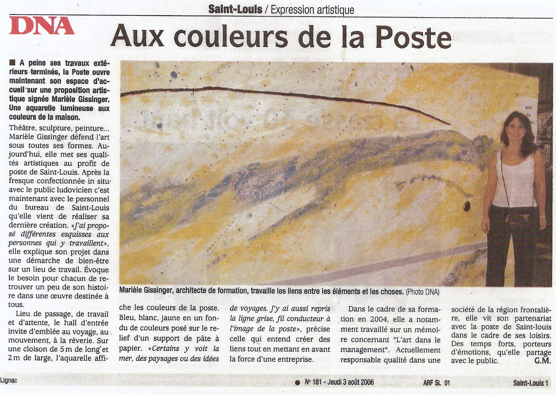 Art et entreprise- logo – toile – Peindre lieux de travail - Gissinger-Mariele-Peinture-huile-Peinte-Artiste-Art-gm-Alsace-France